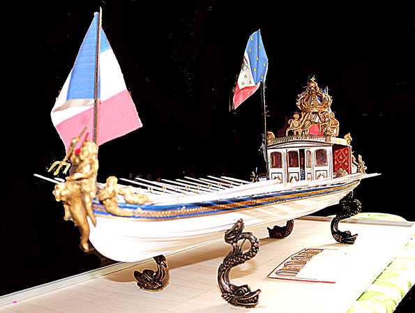 Canot imperial de Napoléon Cannot11