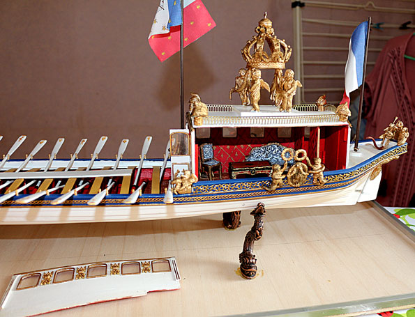 Canot imperial de Napoléon Cannot13