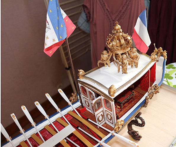 Canot imperial de Napoléon Cannot14