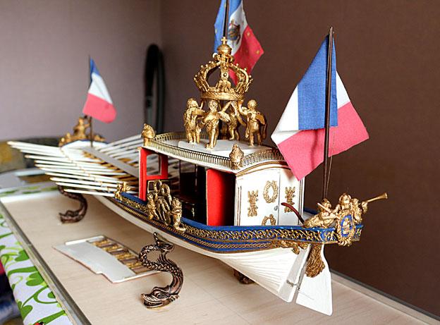 Canot imperial de Napoléon Cannot15