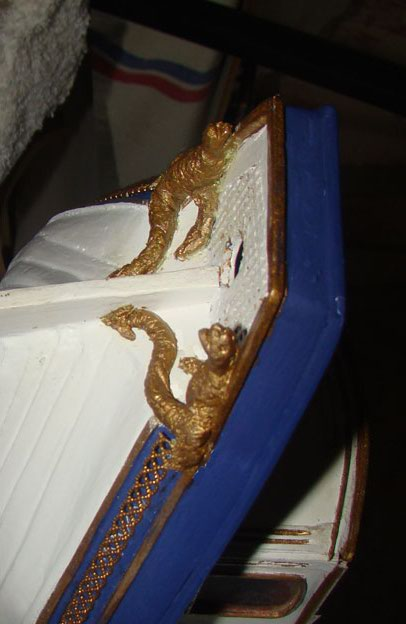 Canot imperial de Napoléon Dragon11