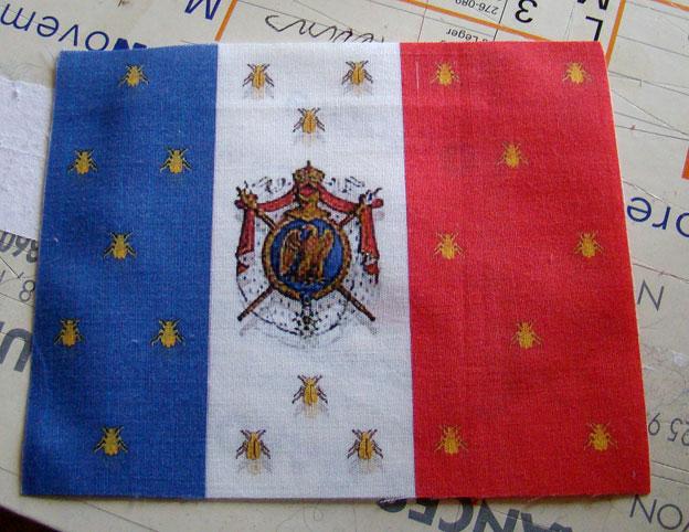 Canot imperial de Napoléon Pavill10