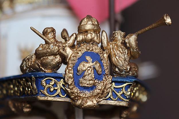 Canot imperial de Napoléon Scult312