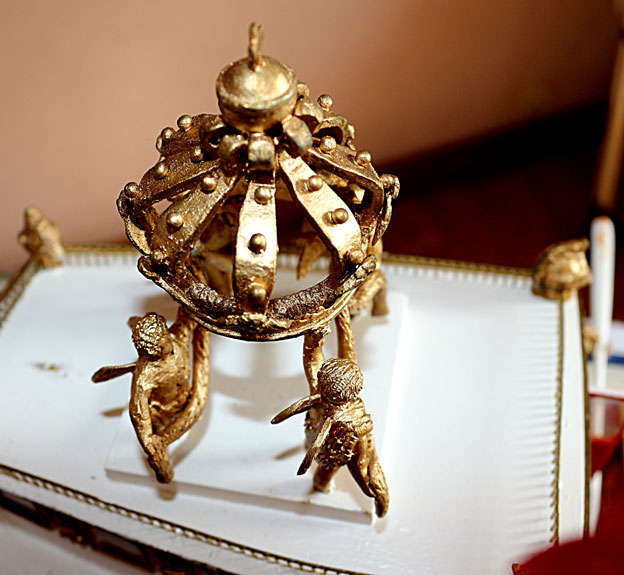 Canot imperial de Napoléon Scult610