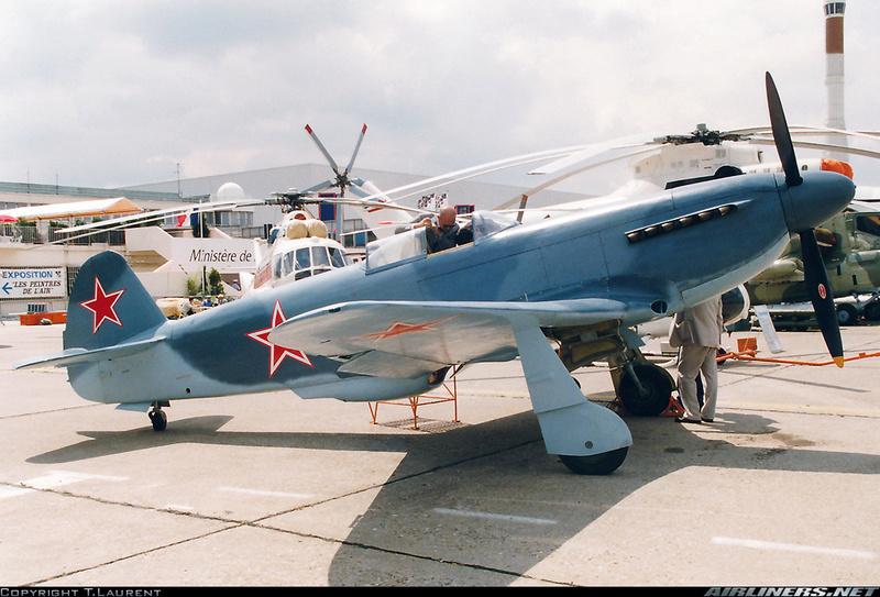YAK 3 - Normandie Niemen 1/32 Special Hobby - Page 2 27744110