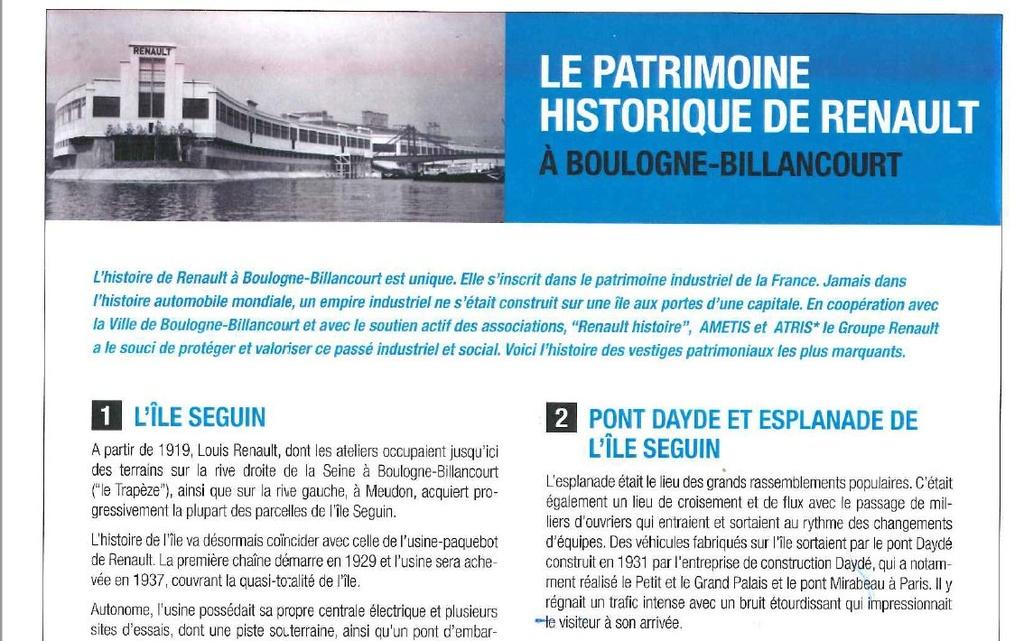 Histoire Renault Boulogne-Billancourt Clipb114