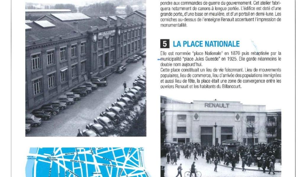 Histoire Renault Boulogne-Billancourt Clipb115