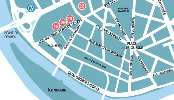 Portes ouvertes des ateliers d'artistes boulonnais Clipb131