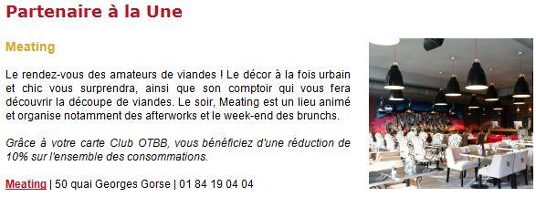 Restaurant Le Meating Clipb134