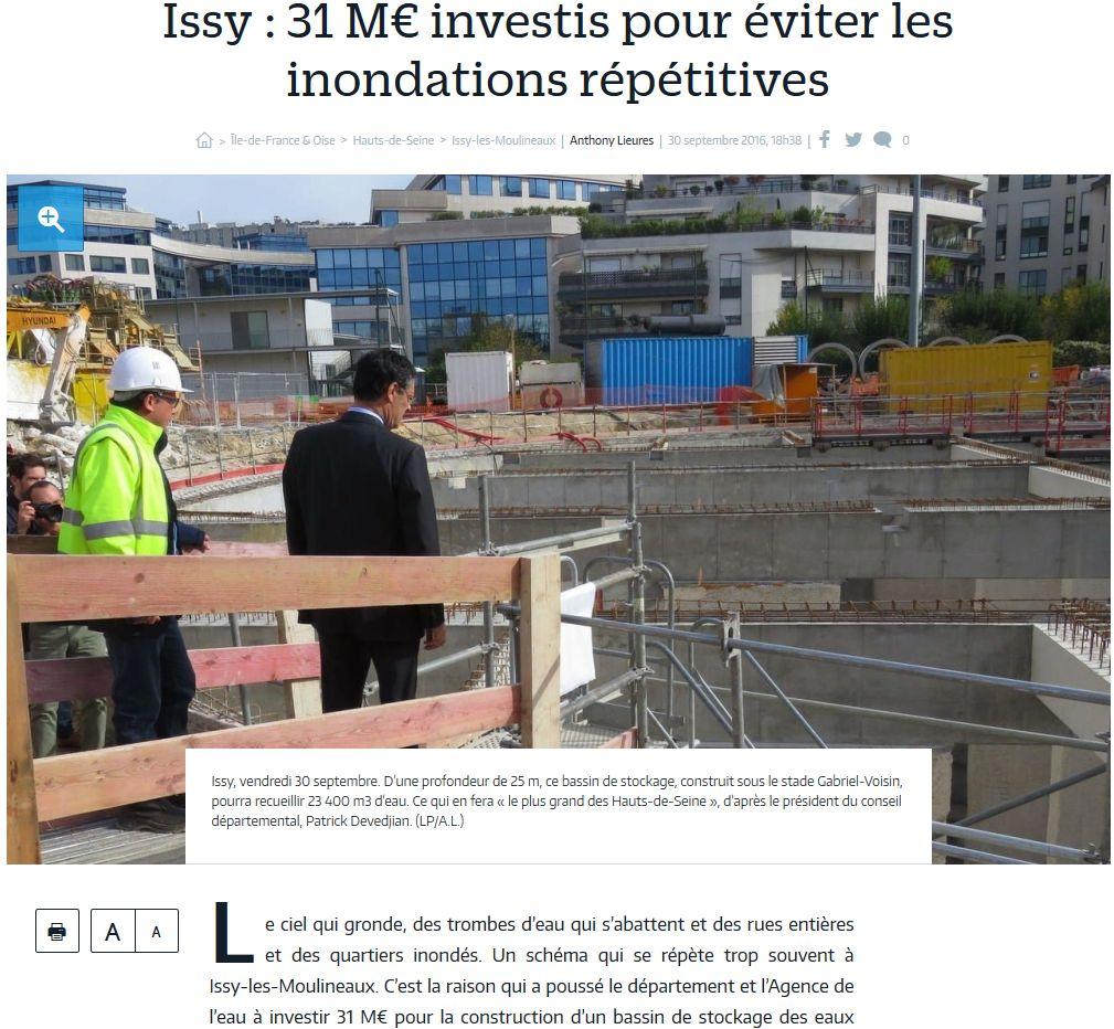 Crues de la Seine Clipb148