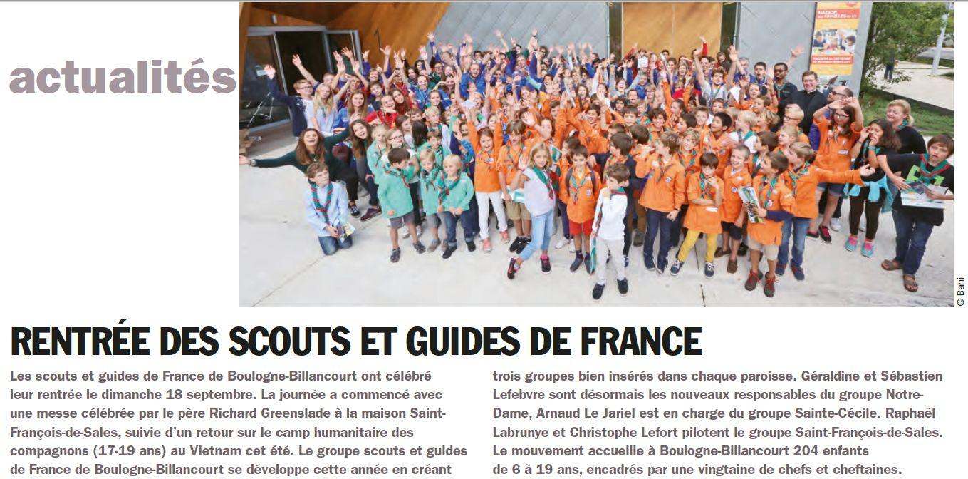 Evènements proposés par la Maison Saint François de Sales Clipb177