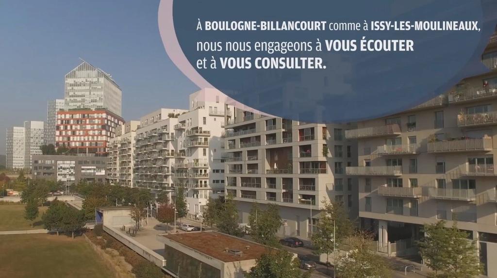 Vidéos concernant le quartier Seguin Rives de Seine Clipb226
