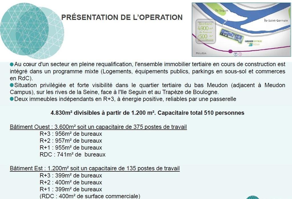 Immeuble GreenOffice en Seine (Meudon sur Seine) Clipb259