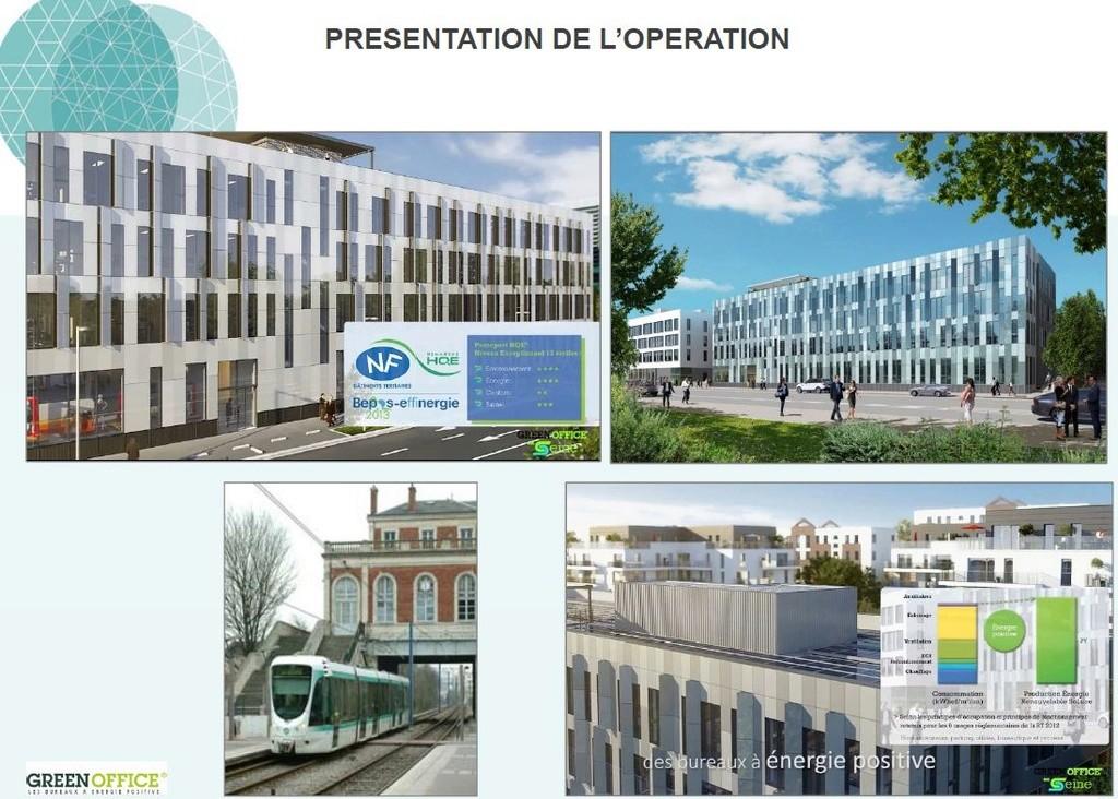 Immeuble GreenOffice en Seine (Meudon sur Seine) Clipb262