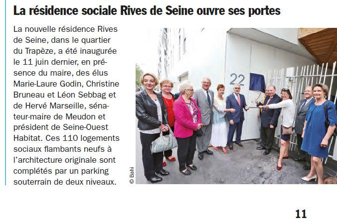 Ilot A5 - Rives de Seine II - Logements sociaux Clipbo11