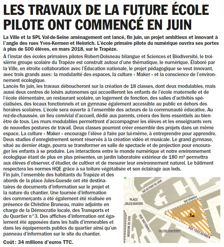 Groupe scolaire du numérique - macrolot M : informations et photos - Page 2 Clipbo14