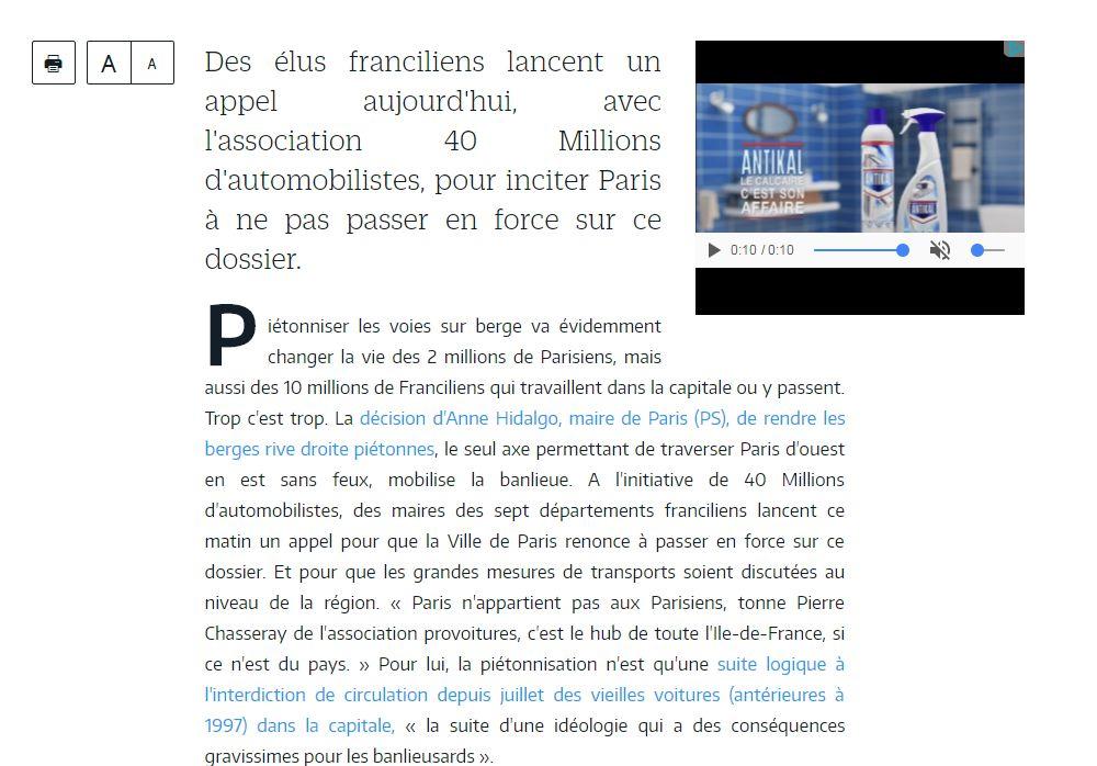 Aménagement et usages des voies sur berges à Paris Clipbo47