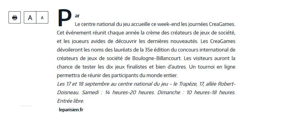 Centre Ludique de Boulogne-Billancourt (CLuBB) - Page 3 Clipbo65