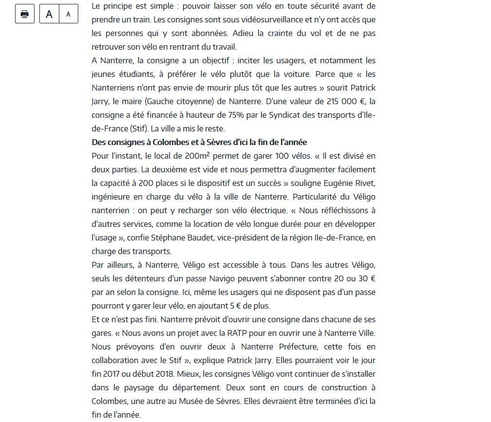 Véligo Clipbo77
