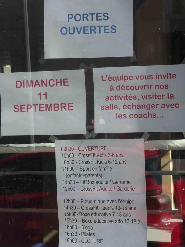 Salle de sport Le Wod - CrossFit Le Trapèze Dsc01710