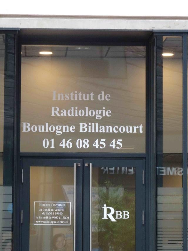 Institut de Radiologie - Centre d'Imagerie Médicale Marcel Sembat (CIMMS) Dsc01725