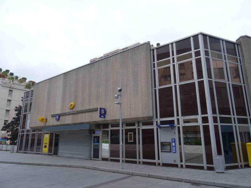 Rénovation du bureau de Poste Dsc01856