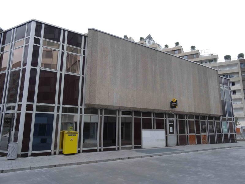 Rénovation du bureau de Poste Dsc01857