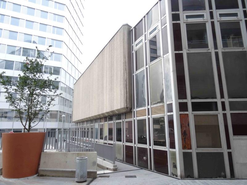 Rénovation du bureau de Poste Dsc01859