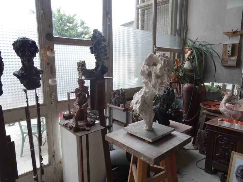 Portes ouvertes des ateliers d'artistes boulonnais Dsc02148