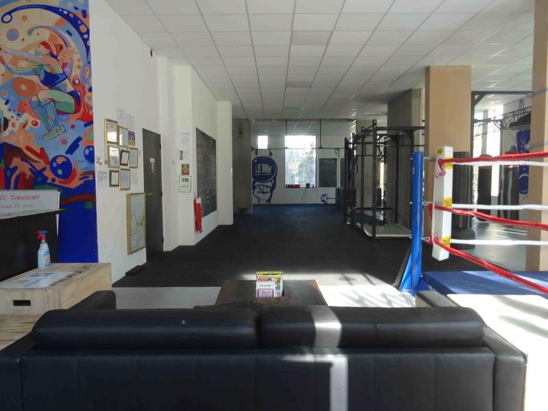 Salle de sport Le Wod - CrossFit Le Trapèze Dsc05413