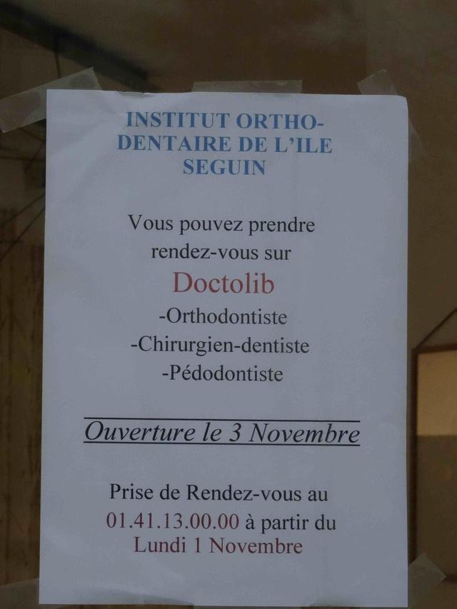 Institut Ortho-Dentaire de l'île Seguin Dsc05623