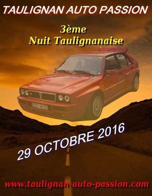[26] 29/10/2016 - 3ème Nuit Taulignanaise 13872710