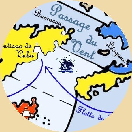 """Cabine du Capitaine Don Playmores dit """"l'Ogre de Bilbao"""" Dg10"""