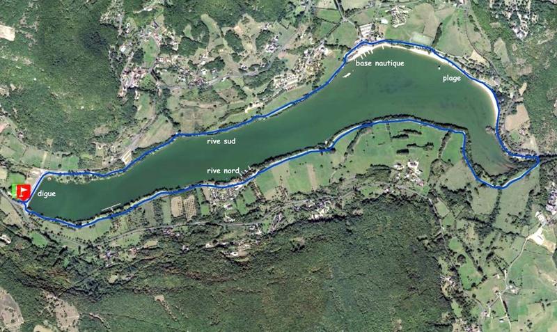 Le tour du Lac Du Causse - Lissac-sur-Couze (Brive) Dscf5711