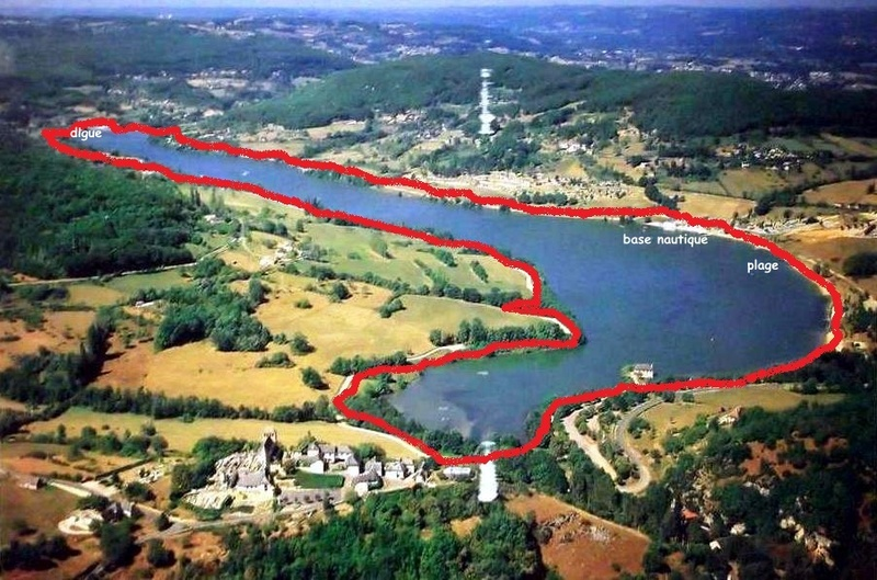 Le tour du Lac Du Causse - Lissac-sur-Couze (Brive) Dscf5712