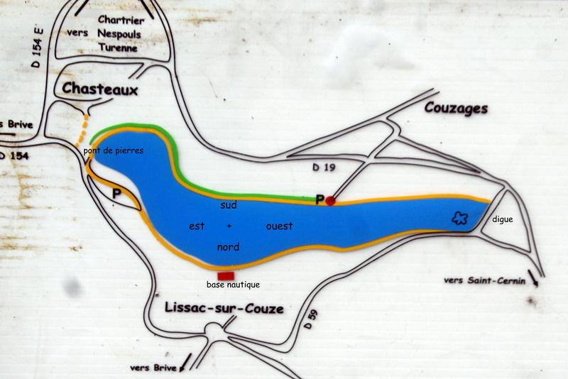 Le tour du Lac Du Causse - Lissac-sur-Couze (Brive) Dscf5713