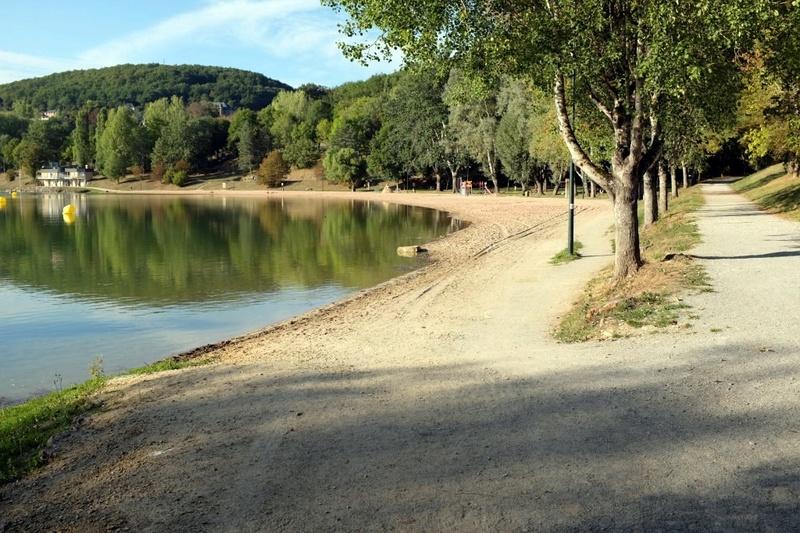Le tour du Lac Du Causse - Lissac-sur-Couze (Brive) Dscf5719