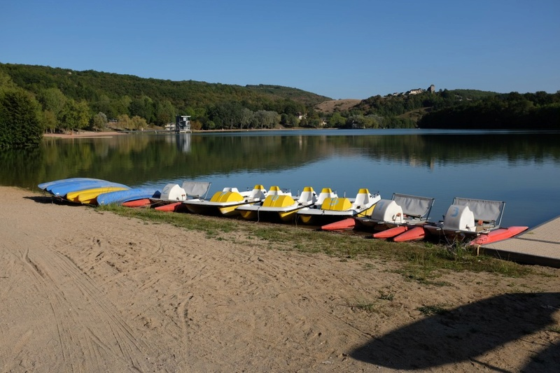 Le tour du Lac Du Causse - Lissac-sur-Couze (Brive) Dscf5733
