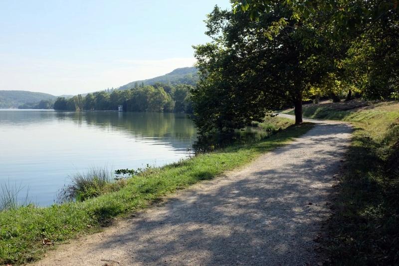 Le tour du Lac Du Causse - Lissac-sur-Couze (Brive) Dscf5868