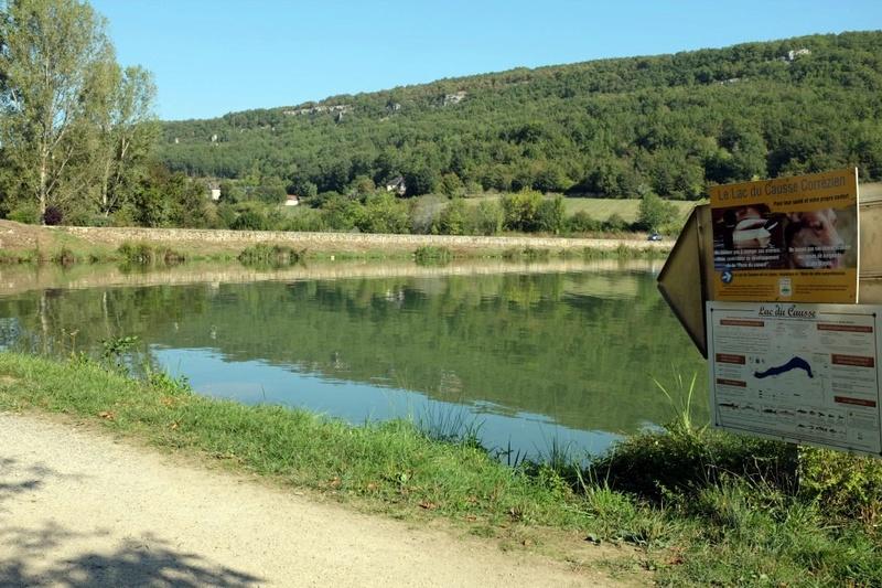 Le tour du Lac Du Causse - Lissac-sur-Couze (Brive) Dscf5869