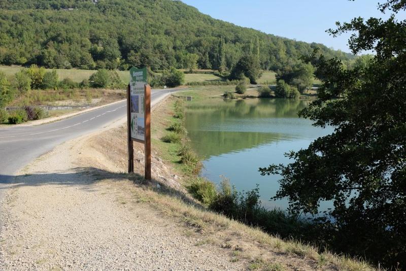 Le tour du Lac Du Causse - Lissac-sur-Couze (Brive) Dscf5874