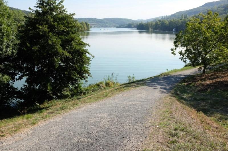 Le tour du Lac Du Causse - Lissac-sur-Couze (Brive) Dscf5877