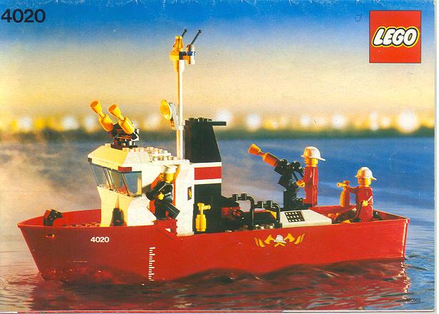 Nostalgie : LEGO - Page 2 4020-110