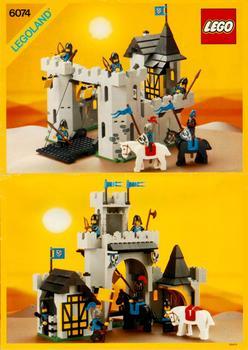 Nostalgie : LEGO - Page 2 6074-110
