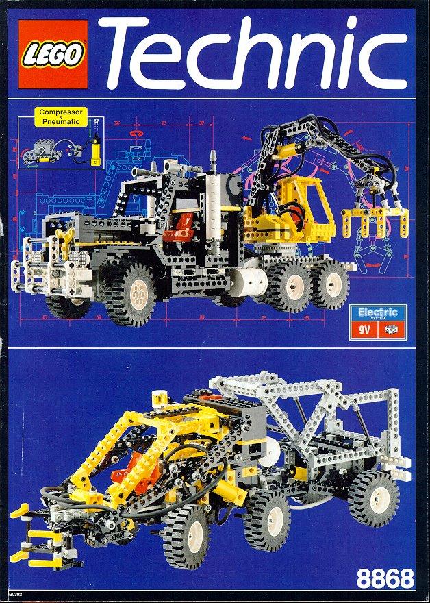 Nostalgie : LEGO - Page 2 8868-110