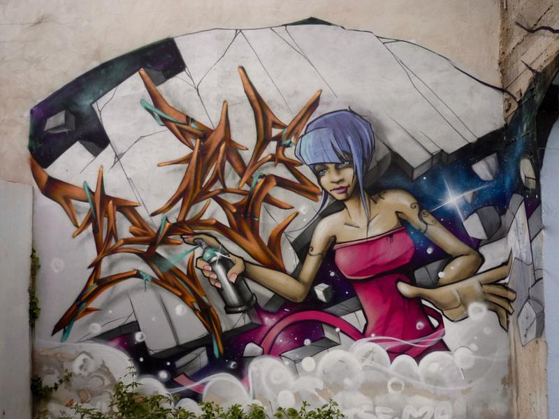 CONCOURS PHOTOS SEPT 16 - Murs détournés : peintures, tags, graffitis - BREAKING NEWS : SWEDE ET FFFF GAGNENT !!! 00311