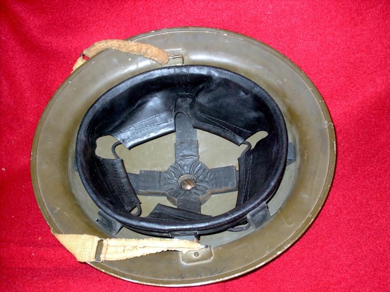 Mk.II Helmet - RCEME Branch Camp Liner11