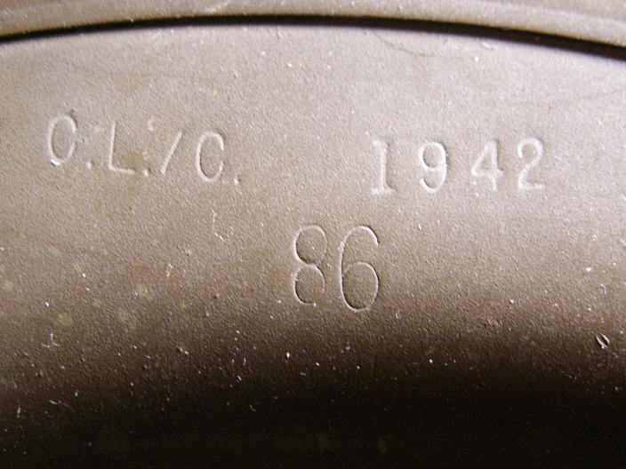 Mk.II Helmet - RCEME Branch Camp Mm-2510