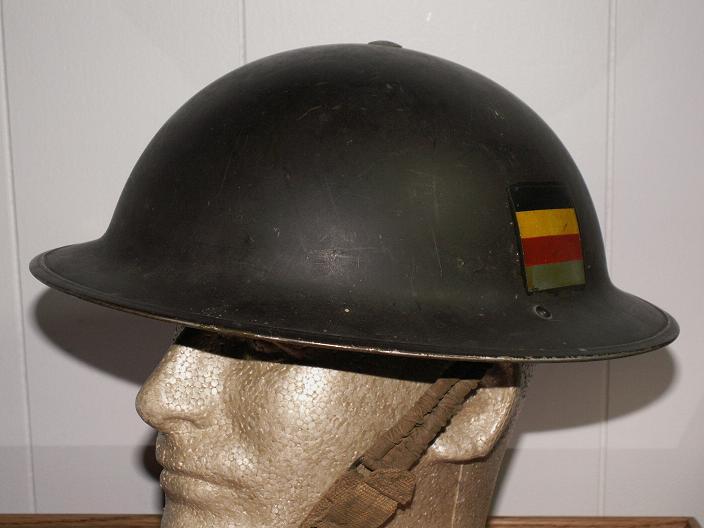 Mk.II Helmet - RCEME Branch Camp Profil10