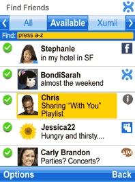 Messenger/Chat u/ HP Series 60 Zone T10